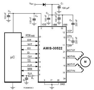 > 安森美半导体先进电机控制技术满足更高能效要求