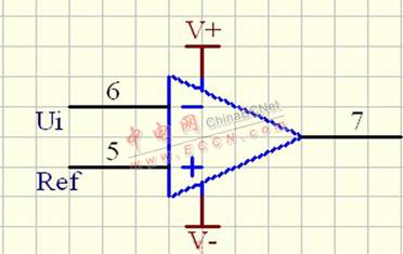 (2)这里的比较器譬如lm339