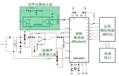 dzy411c单相费控智能电表电路图