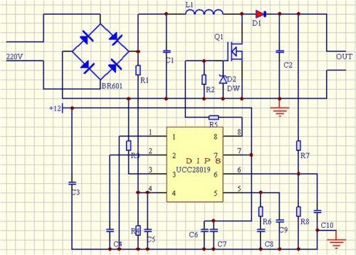 500w铅酸蓄电池充电器设计与实现