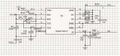 电源模块电路图