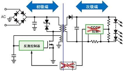 tl431可调降压电路图